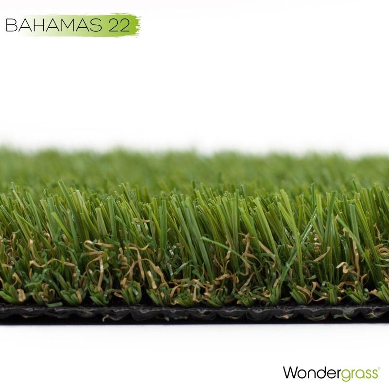 Modelo Bahamas Sense 22  Césped artificial