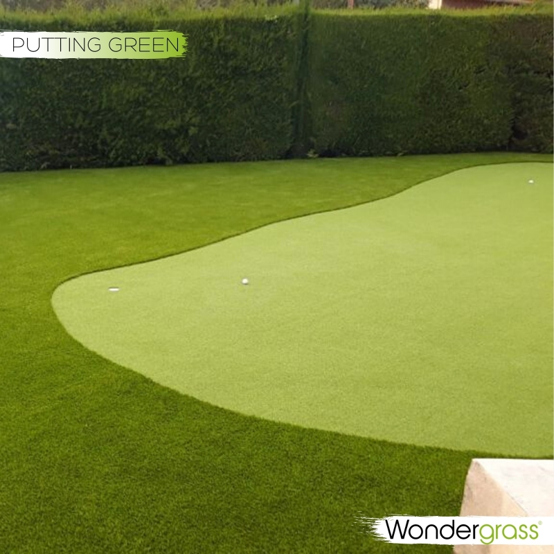 Modelo PUTTING GREEN Césped Artificial