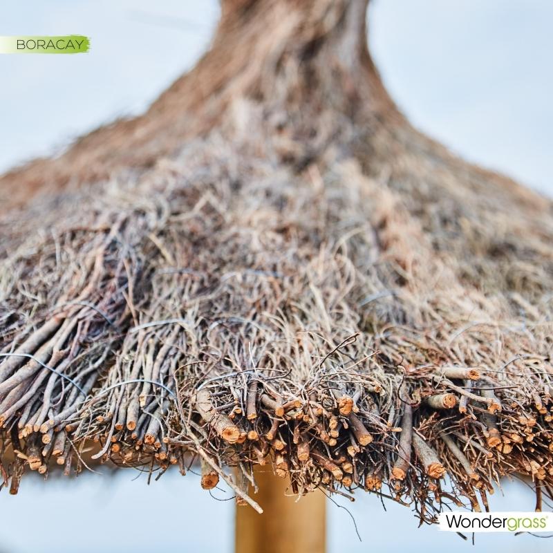 Sombrilla de brezo Boracay