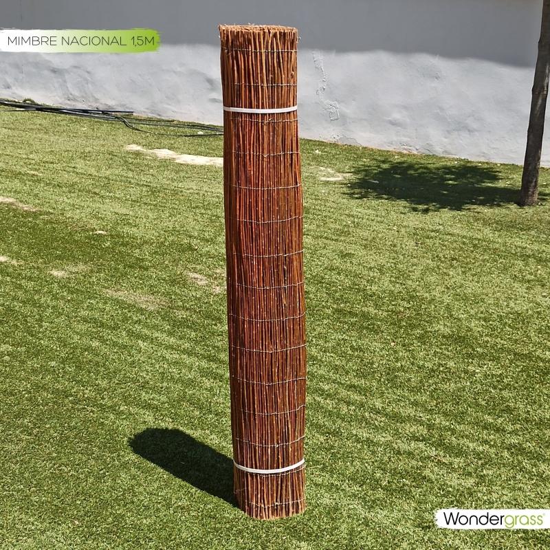 Mimbre natural nacional 1,5m