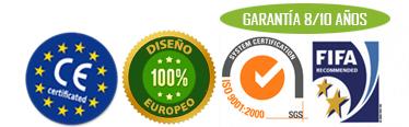 certificados césped artificial barato