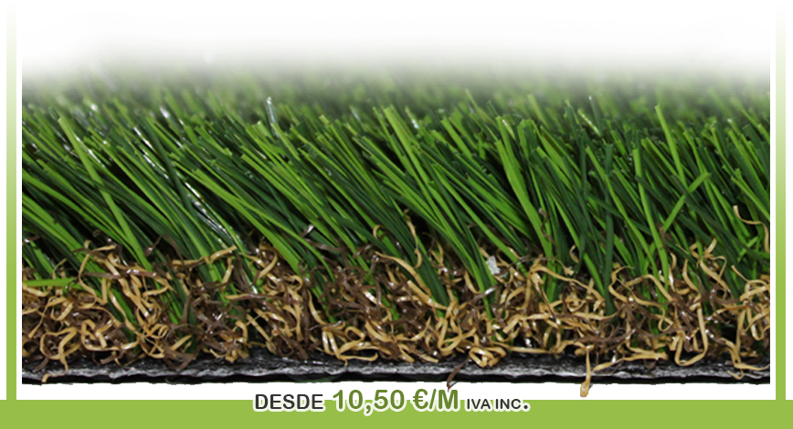 Césped Artificial Wondergrass