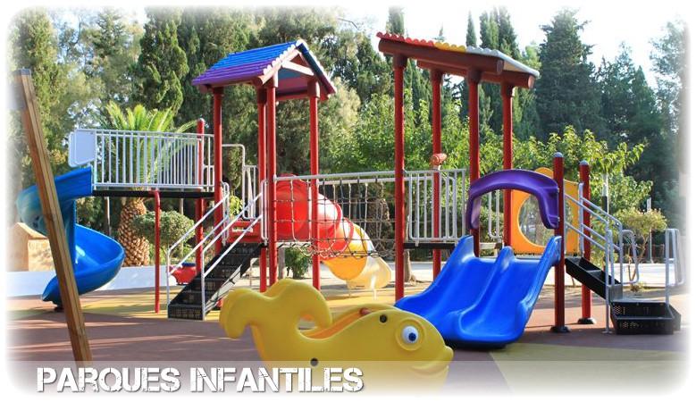 Parques Infantiles y Pavimentos Infantiles