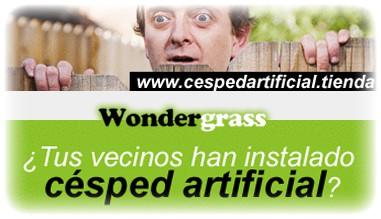 Banner Publicitario Wondergrass